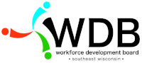 Southeat Wisconsin Workforce Development Board logo and link to website