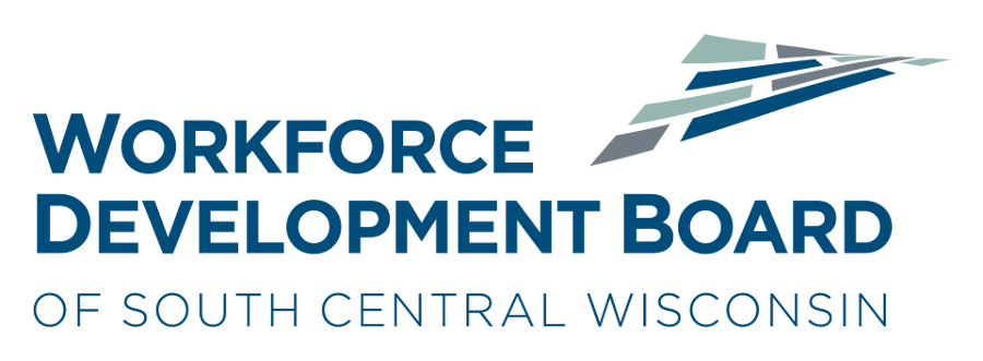 Workforce Development Board of South Central Wisconsin logo and link to website